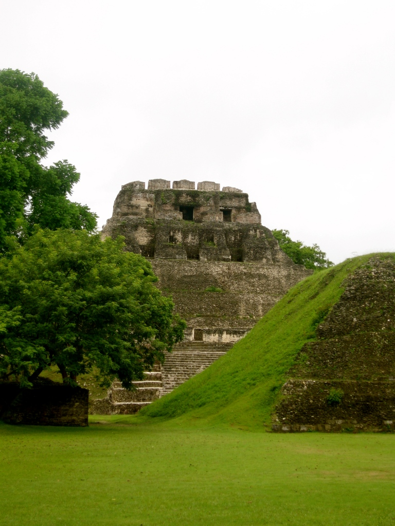 The Stone Lady in Belize by Cepeda Carter