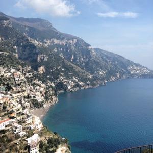 Views of Positano, Italy by Hayley Weston
