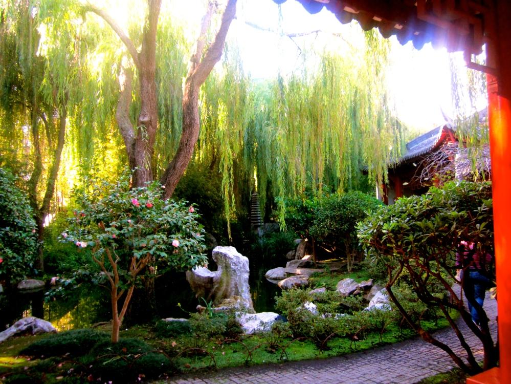 Chinese Friendship Garden in Sydney, Australia by Andrea Gentile