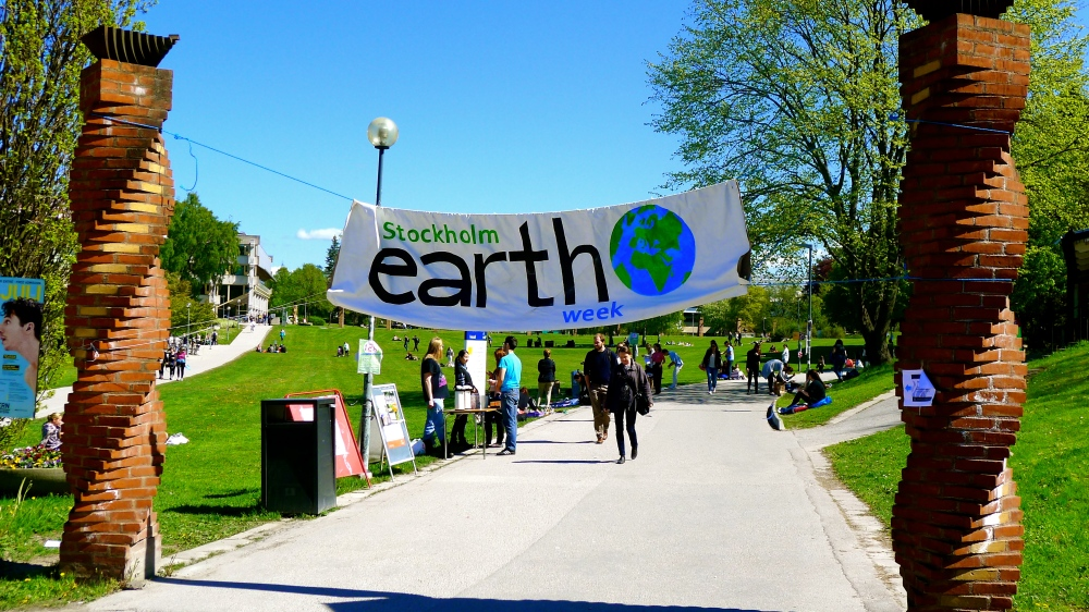 Stockholm Earth Week by Sara Hamilton
