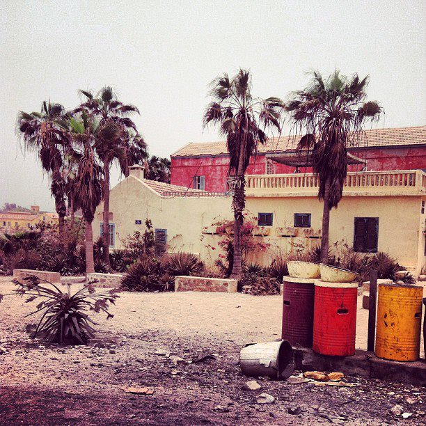 Taken at Goree Island in Senegal by Alicia Nelson