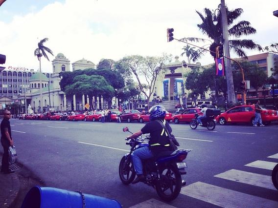City Life in Downtown San Jose in Costa Rica by Troyia Rambo