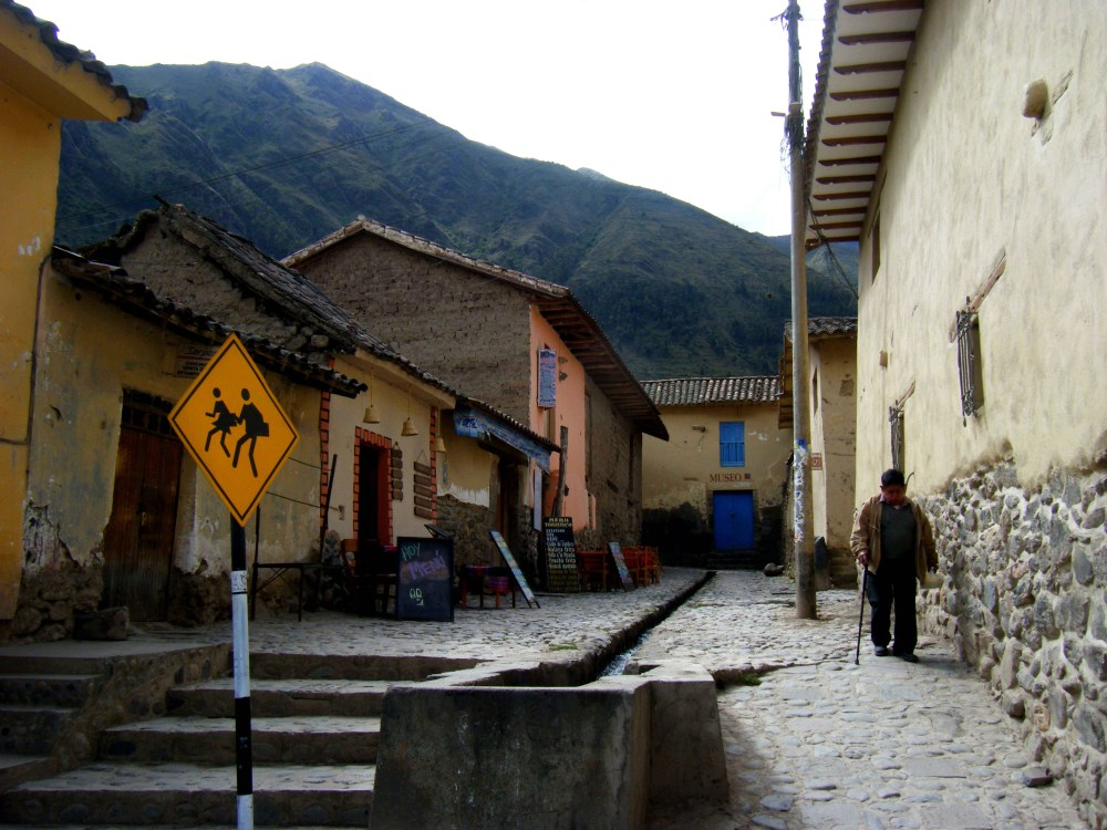 Street in Chile by Alison Sprague