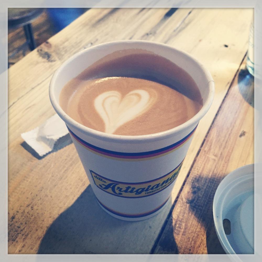 Cappuccino Photo Credit: Jennifer Rohn