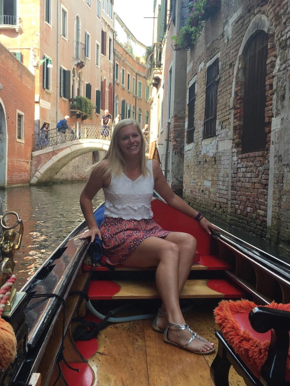 Venice, Italy Photo Credit: Jennifer Rohn