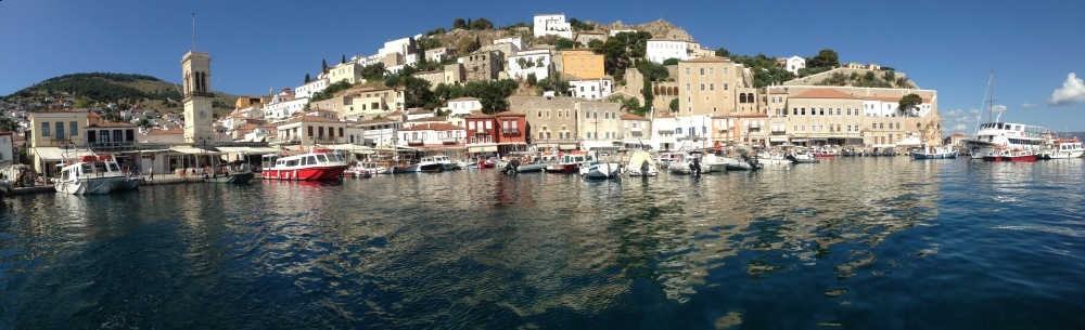 Hydra Island, Greece by Taylor St. Louis