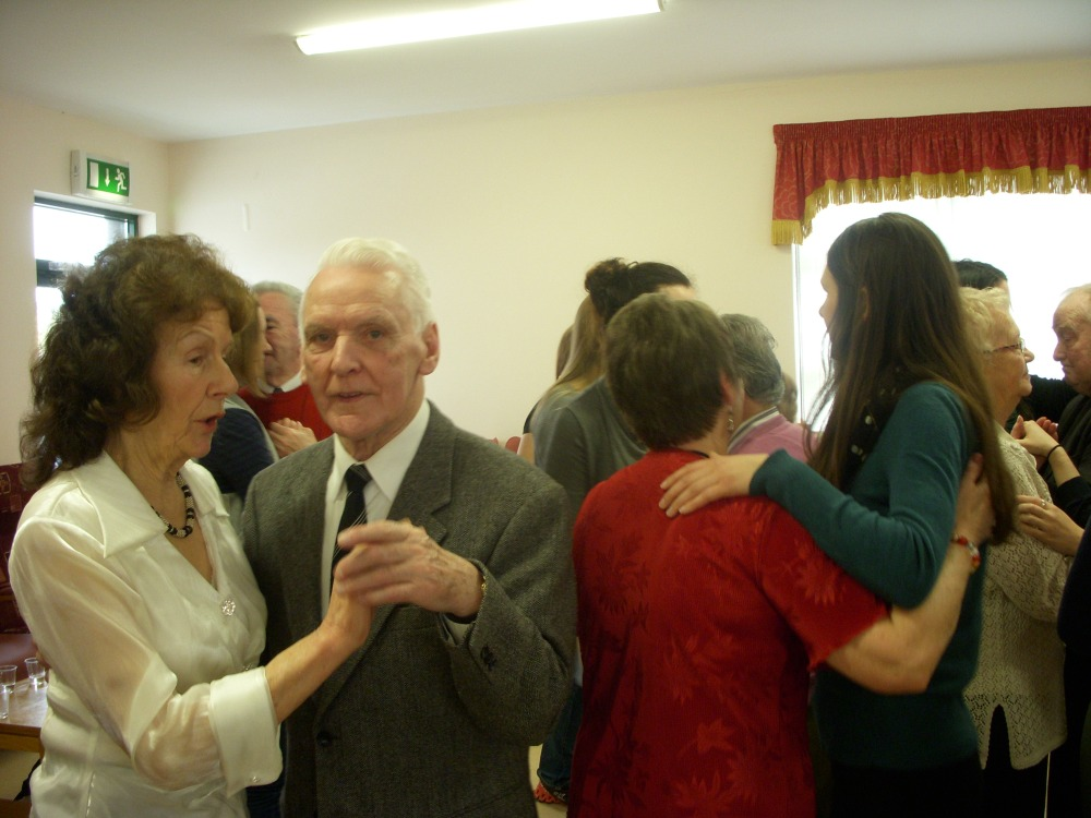 Cloghan Adult Day Center by Gabrielle Lober. Program: International Perspectives on Aging in Ireland.