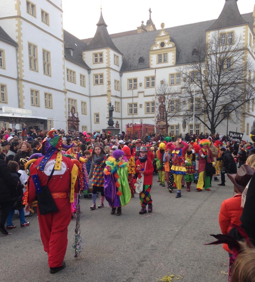 Hasi Palau Festival in Paderborn by Emma Stuba. Program: Universitat Paderborn, Germany.