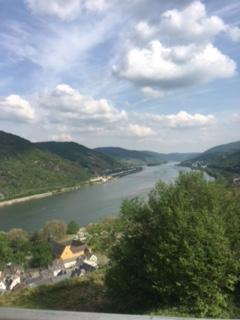 Rhine River, Germany Photo Credit: Anastasia Metros, 2016