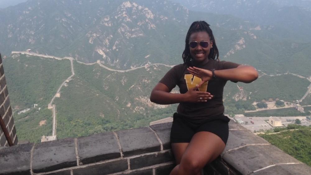 Great Wall of China Photo Credit: Jazmine King, 2016