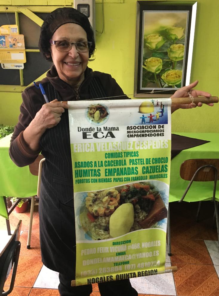 Mama ECA Photo Credit: Tina McNeil, Chile, 2016