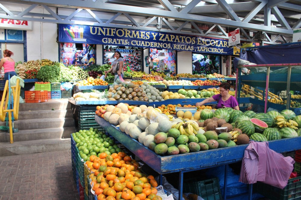 Cartago Central Market, Costa Rica
