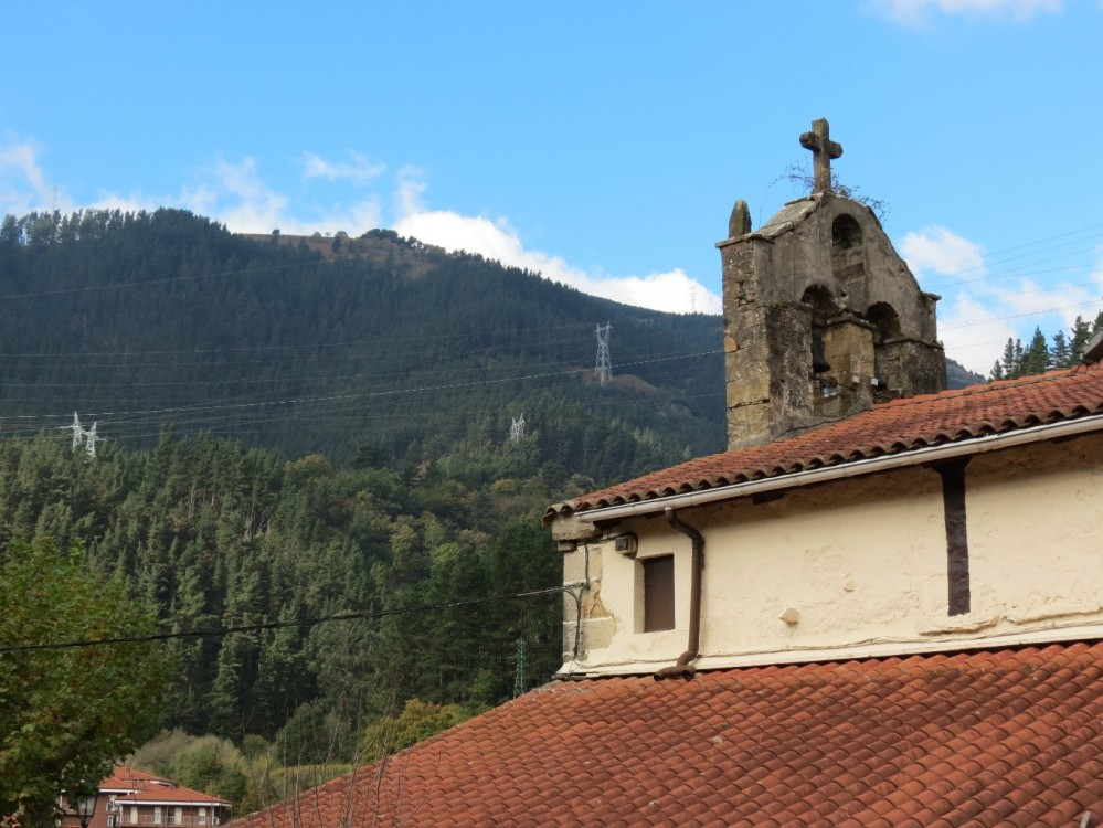 Church outside of Bilbao- Mark Majcher