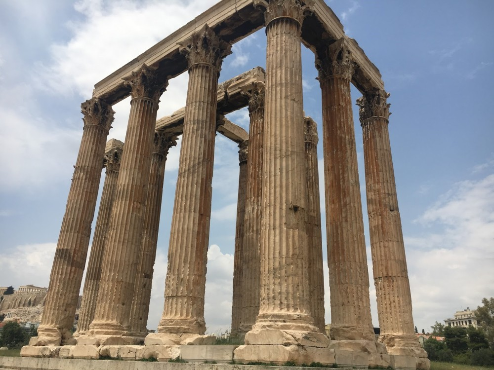 Hanna Temple of Zeus