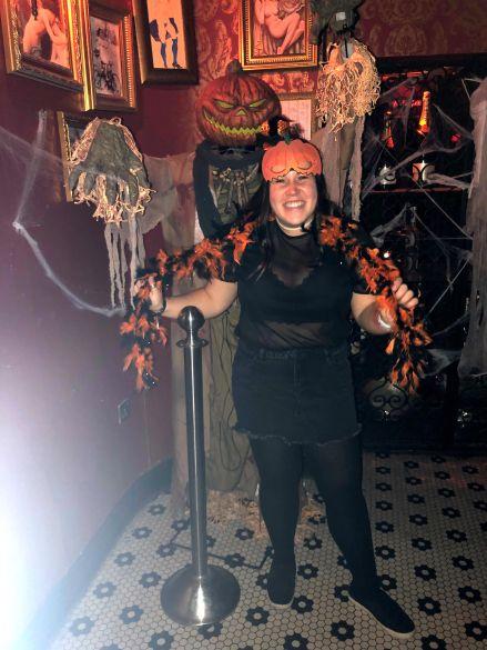 taylor spooky