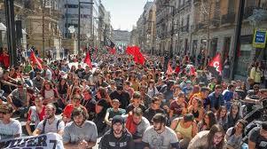 granada protest